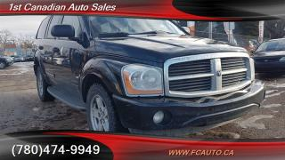 Used 2006 Dodge Durango Limited Limited 4dr SUV for sale in Edmonton, AB
