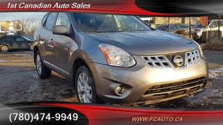 Used 2013 Nissan Rogue SV for sale in Edmonton, AB