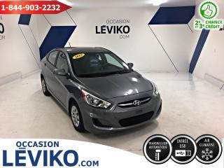Used 2015 Hyundai Accent Accent for sale in Lévis, QC
