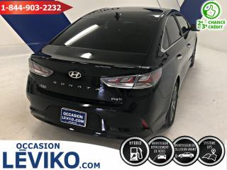 Used 2018 Hyundai Sonata Hybride Hybride Branchable for sale in Lévis, QC