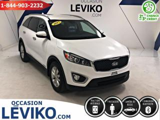 Used 2017 Kia Sorento LX V6 AWD **CARPLAY + 7PASSAGERS** À VOIR for sale in Lévis, QC