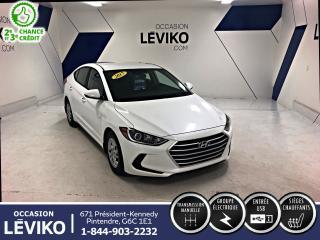 Used 2017 Hyundai Elantra ELANTRA SE for sale in Lévis, QC