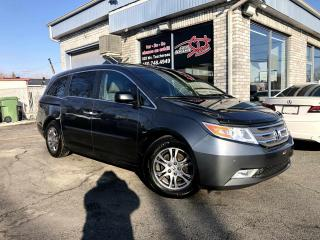 Used 2012 Honda Odyssey Familiale, 4 portes, EX-L avec RES for sale in Longueuil, QC
