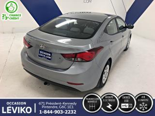 Used 2015 Hyundai Elantra for sale in Lévis, QC