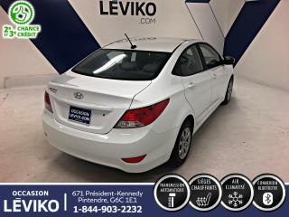 Used 2014 Hyundai Accent for sale in Lévis, QC