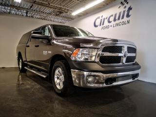 Used 2015 RAM 1500 Cabine Crew ST 4X4 Boite LEER for sale in Montréal-Nord, QC