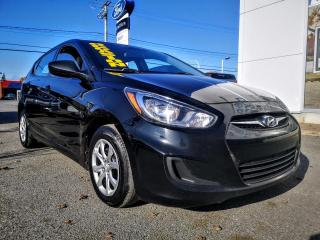 Used 2013 Hyundai Accent GL for sale in Montréal-Nord, QC