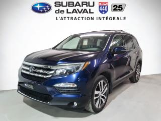 Used 2016 Honda Pilot Touring-NAV-DVD-CUIR for sale in Laval, QC