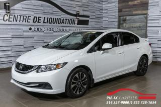 Used 2013 Honda Civic EX+TOIT+MAGS for sale in Montréal, QC