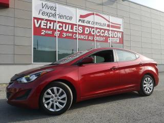 Used 2015 Hyundai Elantra GL for sale in Montréal, QC