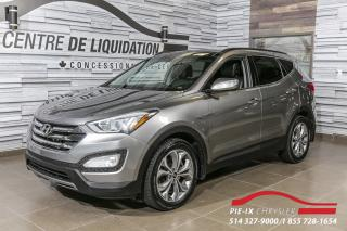 Used 2015 Hyundai Santa Fe Sport SE+AWD+TOIT+CUIR+MAGS for sale in Montréal, QC