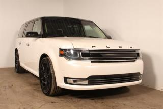 Used 2017 Ford Flex 4DR LTD AWD W for sale in Montréal-Nord, QC