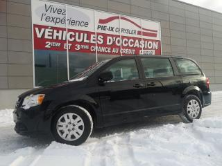 Used 2018 Dodge Grand Caravan Canada Value Package SE for sale in Montréal, QC