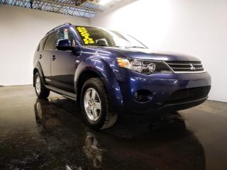 Used 2009 Mitsubishi Outlander LS AWD** PNEU HIVER, AWD** for sale in Montréal-Nord, QC