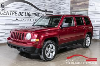 Used 2011 Jeep Patriot NORTH+AWD for sale in Montréal, QC