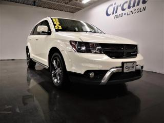 Used 2014 Dodge Journey Crossroad **cuir ,toit ouvrant** for sale in Montréal-Nord, QC