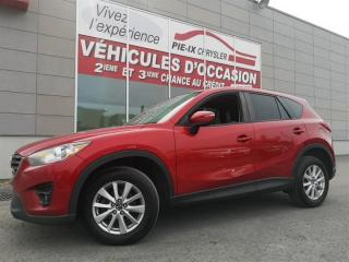 Used 2016 Mazda CX-5 GS+AWD+TOIT+CAM?RA+MAGS+BLETOOTH+BANC CH for sale in Montréal, QC