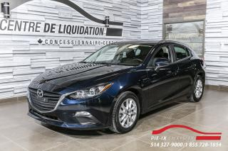 Used 2016 Mazda MAZDA3 GS for sale in Montréal, QC