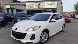 Used 2012 Mazda MAZDA3 GS-SKY NAVI, BACKUP CAM for sale in Etobicoke, ON