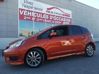 Used 2013 Honda Fit SPORT+MAGS+ for sale in Montréal, QC