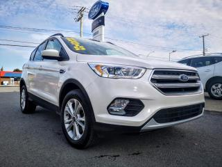 Used 2017 Ford Escape SE AWD ** NAVIGATION ** for sale in Montréal-Nord, QC