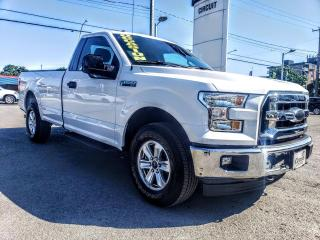 Used 2017 Ford F-150 REG CAB ** BOITE 8' ** 4X4 for sale in Montréal-Nord, QC