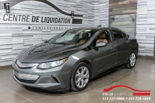 Used 2017 Chevrolet Volt Premier for sale in Montréal, QC