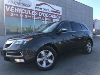 Used 2013 Acura MDX AWD+7 PASSAGER+CUIR+TOIT+MAGS Acura MDX Traction int?grale, 4 portes for sale in Montréal, QC