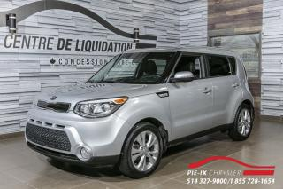 Used 2016 Kia Soul EX for sale in Montréal, QC