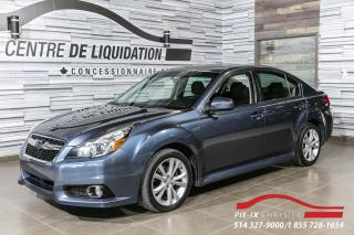 Used 2013 Subaru Legacy TOURING+AWD for sale in Montréal, QC