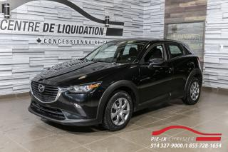 Used 2017 Mazda CX-3 GX for sale in Montréal, QC