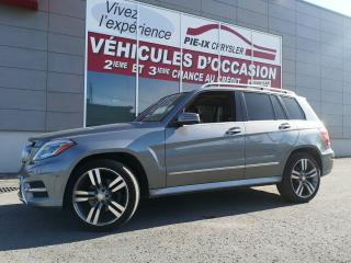 Used 2013 Mercedes-Benz GLK-Class GLK 350+AMG PACK+TOIT PANO+CUIR+MAGS 20 Mercedes-Benz GLK-Class GLK 350 4 portes 4MATIC for sale in Montréal, QC
