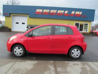 Used 2007 Toyota Yaris Le/rs for sale in Quebec, QC