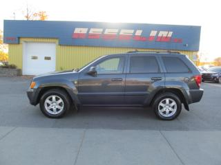 Used 2008 Jeep Grand Cherokee Laredo for sale in Quebec, QC