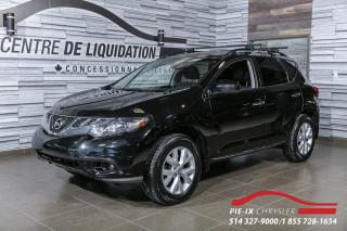 Used 2012 Nissan Murano SV+TOIT+MAGS for sale in Montréal, QC