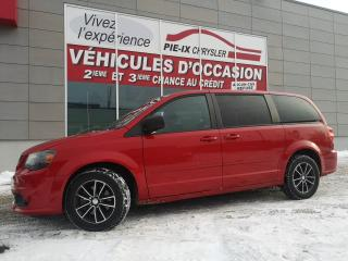 Used 2014 Dodge Grand Caravan SXT for sale in Montréal, QC