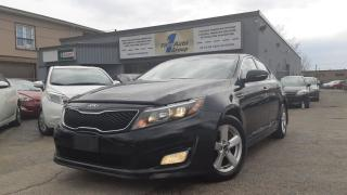 Used 2015 Kia Optima LX for sale in Etobicoke, ON