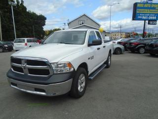 Used 2017 RAM 1500 AWD QUAD CAB 140.5 for sale in Terrebonne, QC
