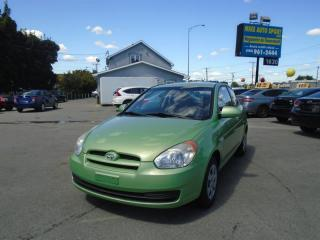 Used 2009 Hyundai Accent 3DR HB for sale in Terrebonne, QC