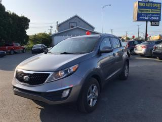 Used 2016 Kia Sportage AWD LX for sale in Terrebonne, QC