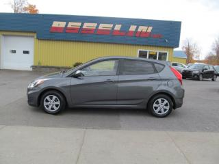 Used 2012 Hyundai Accent L for sale in Quebec, QC