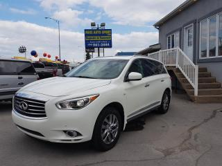 Used 2015 Infiniti QX60 AWD 4dr for sale in Terrebonne, QC