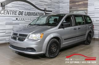 Used 2014 Dodge Grand Caravan SE for sale in Montréal, QC