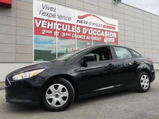 Used 2016 Ford Focus S+A/C+GR.ELEC for sale in Montréal, QC