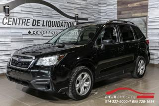 Used 2017 Subaru Forester AWD for sale in Montréal, QC
