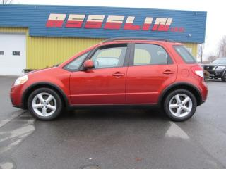 Used 2009 Suzuki SX4 JX for sale in Quebec, QC