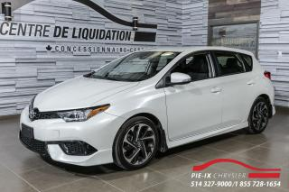 Used 2018 Toyota Corolla IM for sale in Montréal, QC