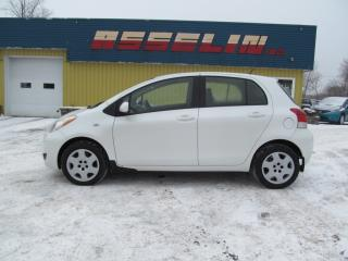 Used 2009 Toyota Yaris LE for sale in Quebec, QC