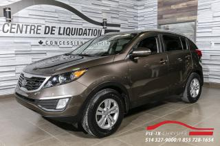 Used 2011 Kia Sportage LX for sale in Montréal, QC