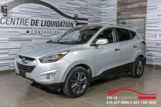Used 2015 Hyundai Tucson GLS for sale in Montréal, QC